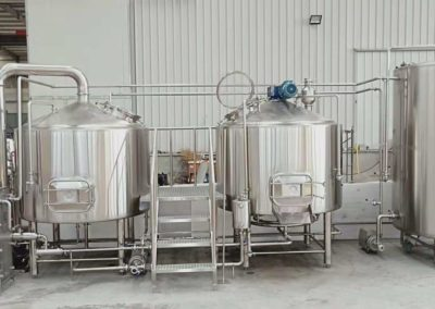 30BBL Brewhouse