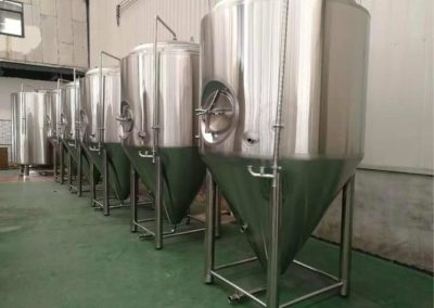 30BBL Fermentation