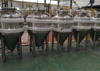 7BBL Fermentation tanks (2)