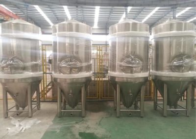 7BBL Fermentation tanks